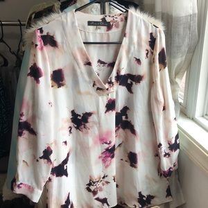Woman's dress blouse - size L